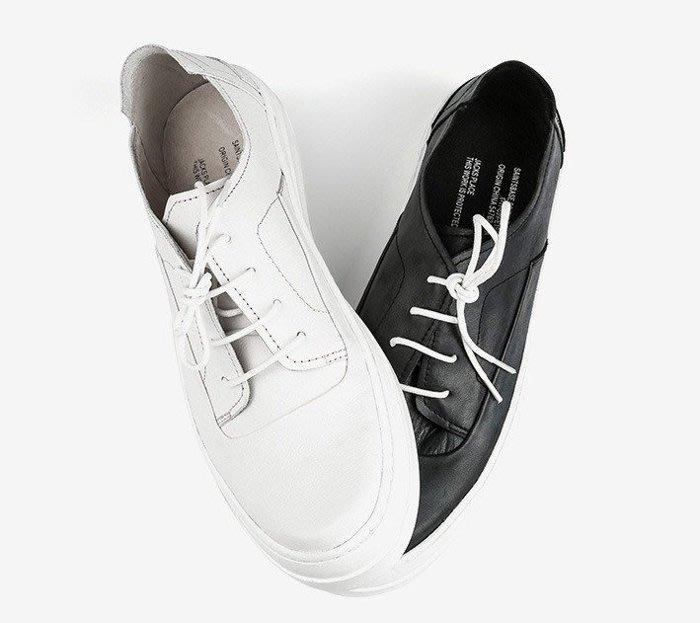 日暮瓦宅 SA67 百搭好穿基本款休閒綁帶男鞋帆船鞋懶人鞋上班鞋