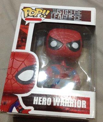 全新Hero warrior蜘蛛人