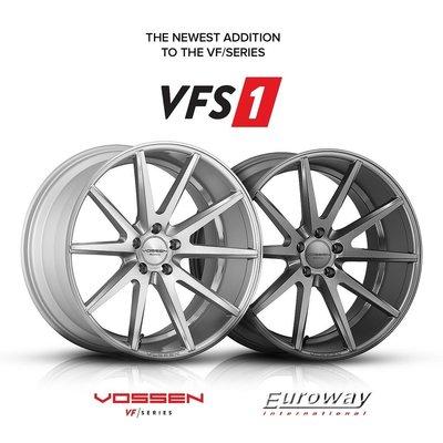 優路威美國 VOSSEN CVT VFS1 VFS2輕量化鋁圈 BMW F10 F11 M5 非 BBS HRE ADV