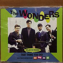 "CD The Wonders That Thing You Do! O.S.T. 5"" EP (EU)"