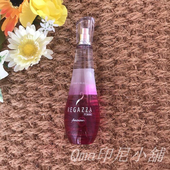 印尼REGAZZA FFMME香水粉紅