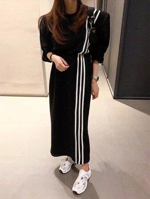 【2A Two】居家&外出休閒服腰抽繩設計⌒休閒連身裙『BB00109』