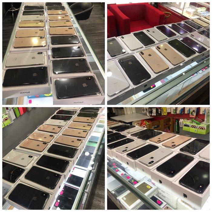 無卡刷卡分期)已開通全新品 IPHONE XS MAX 256 256G 256GB 64 64GB 64G 512G