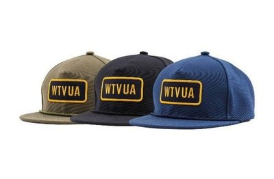 [售出]WTAPS 18SS MILITIA 02 / CAP. COTTON. CANVAS