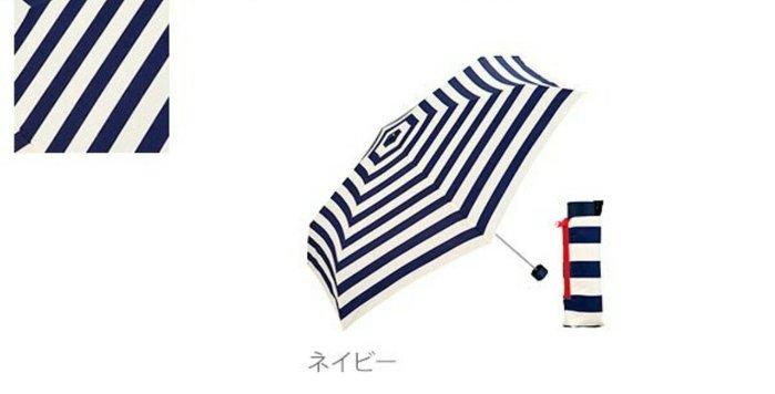 天使熊雜貨小舖~日本帶回W. P. C 晴雨傘  摺疊傘  親骨:53cm 現貨:藍色 全新現貨