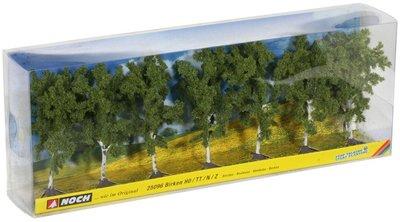 傑仲 博蘭 公司貨 NOCH 造景組 Neutral Birches 7pieces approx 10cm 25096