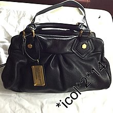 Marc By Marc Jacobs - Classic Q Baby Groovee (black) -- mbmj 大熱款式 ($2200)