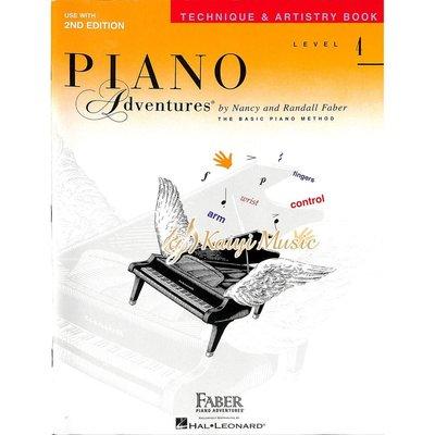 Kaiyi Music ♫Kaiyi Music♫芬貝爾鋼琴技巧4級 Faber Technique & Artistry level 4