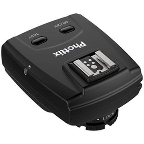 呈現攝影-Phottix Odin TTL ll for Nikon Rx(單接收器)無線閃燈觸發器2.4G TTL