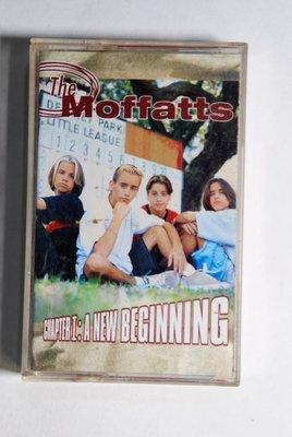 錄音帶 / 卡帶 / F23/英文/ THE MOFFATTS CHAPTER I:A NEW BEGINNING/ 新好同學 / 非CD非黑膠
