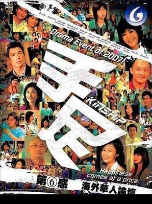 【手足】陳天文 許美珍 郭淑嫻 43集5碟DVD