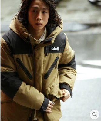 【傑森精品】日本 Schott X freak's store聯名款 機能 防風防水 保暖 硬挺 連帽 羽絨外套 羽絨衣