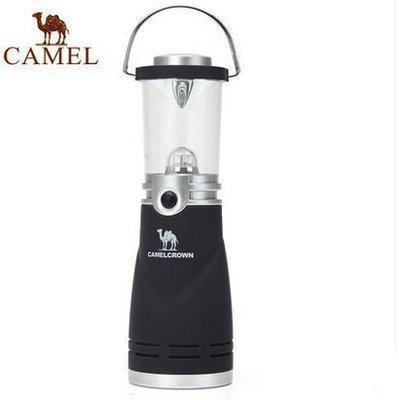 【優上精品】駱駝戶外 野營燈 戶外露營必備手搖野營燈(Z-P3233)