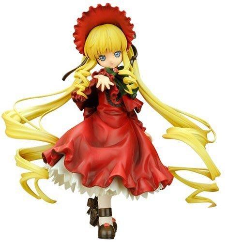 AQI BUY 薔薇少女/乙女 第五人偶 真紅 PVC 公仔 模型 玩具 擺飾 日本正版