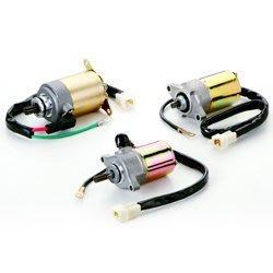 JOG-50、勁風50、VINO50(二行程)啟動馬達