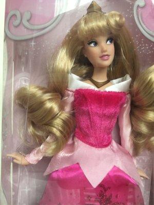 美國Disney睡美人公主芭比娃娃/優惠只在此賣場+免運
