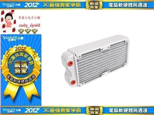 【35年連鎖老店】Thermaltake Pacific RL240水冷排(雪白版)有發票/CL-W012-AL00WT