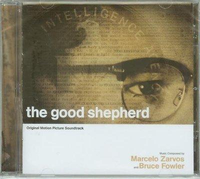 """""""特務風雲(The Good Shepherd)""""- Marcelo Zarvos(01),全新美版"""