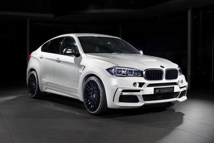 【樂駒】HAMANN 德國 改裝 大廠 BMW F16 X6 寬體 空力 套件 外觀 全車