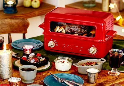 日本Bruno烤箱系列-Toaster Grill 新上市 烤土司 烤麵包 可烤肉