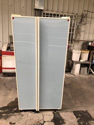 大高雄冠均二手貨家具(買賣)----GE美國奇異560L   對開電冰箱    GSS20IB    便宜出售