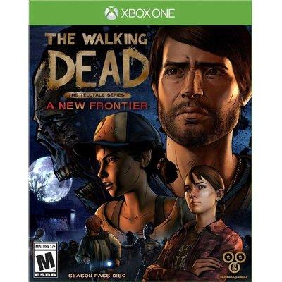 (現貨全新) XBOX ONE 陰屍路:新邊境 行屍走肉 中英文美版 The Walking Dead