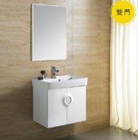 誠寶衛浴   KARAT  防水浴櫃鏡組(不含水龍頭) MIRA米萊月圓系列