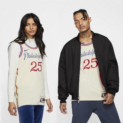 NIKE NBA SIXERS #25 SIMMONS AV4664-281 球衣