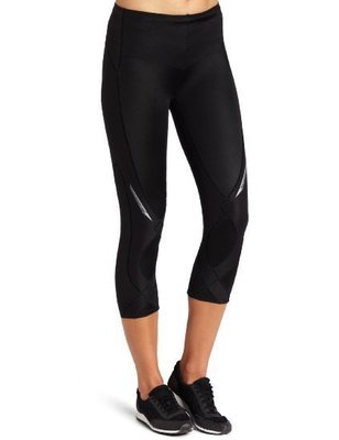 CW-X women's 3/4 Length Stabilyx Tights XS號現貨 壓縮褲
