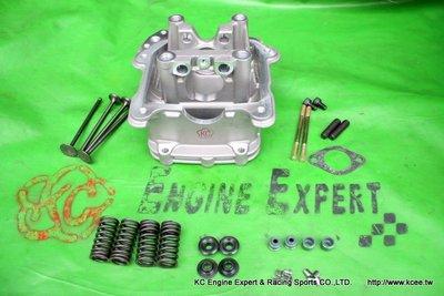 魅力MANY/VJR110/100=LKC/LEA小改缸頭=汽門可搭IN19~20/EX17~18