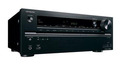 【天笙音響】日本 Onkyo TX-NR747 7.2聲道網路影音擴大機.支援DTS:X與杜比全景聲.公司貨萬元好禮大方