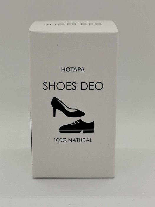【東京速購】日本製 HOTAPA SHOES DEO 100%天然 鞋子 除臭粉