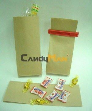 NB802_加厚版實用包裝袋_半磅裝_ 什麼都能裝_裝什麼都不奇怪_空白無印刷 100入CandyMan