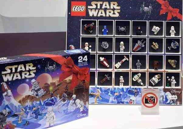 【LEGO 樂高】全新正品 益智玩具 積木 / 星際大戰 Star Wars : 聖誕月曆 75146 單售各式小載具