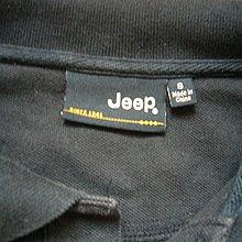美國吉普 Jeep Polo衫 S 二手美品