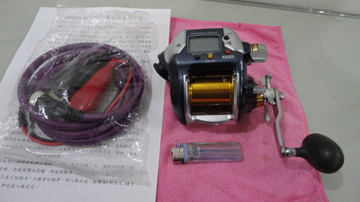日本製最高階SHIMANO電動捲線器 BEAST MASTER 3000(BM3000) 電動捲線器-4