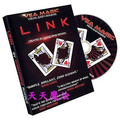 【天天魔法】【S213】正宗原廠道具~撲克牌串聯(The Linking Card Project by Christo