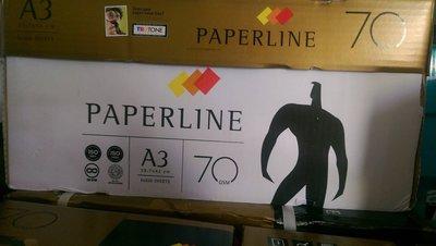 Paper Line A3影印紙 / 70磅 / 一箱 ~ 3C量販會社