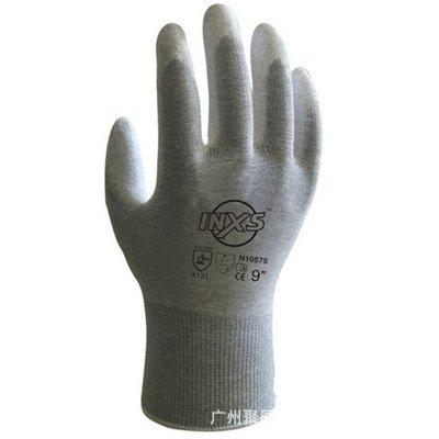 小滿~safety-inxs防切割手套 N10575抗靜電手套 PU手套 聚氨酯手套#價格不同 規格不同#