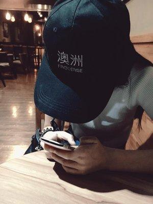【Birdy Edge】澳洲老帽 男女配戴 互動式 調整型魔鬼沾 類似 NIKE 愛迪達 老帽