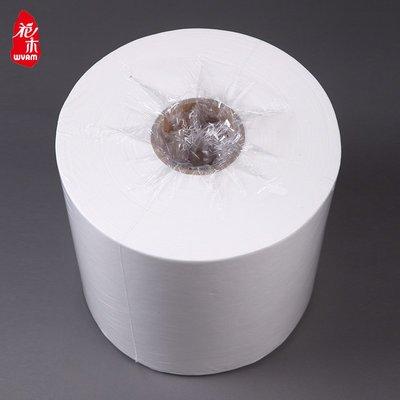 【免郵】無塵擦拭紙 無塵紙 工業大卷紙 工業吸油紙 除塵紙 500張