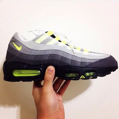 Nike air max 95 og 2015 retro US9 桃園市