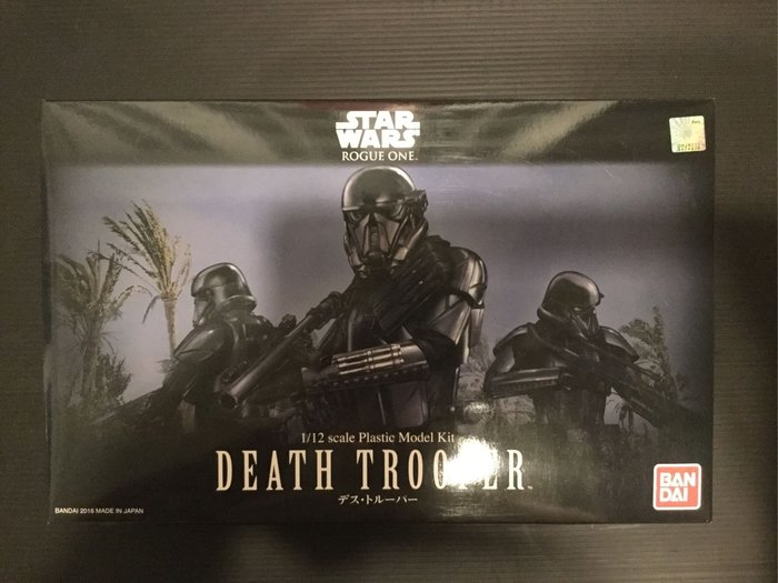 COME 玩具 BANDAI STARWAR 星際大戰 Death Trooper 死亡兵