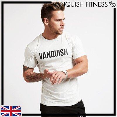 ►瘋狂金剛◄ 白 VANQUISH UNITY T-SHIRT 彈性修身透氣短袖T恤