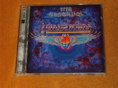 正版2CD《旅行者合唱團》世紀典藏/ The Essential Journey全新未拆