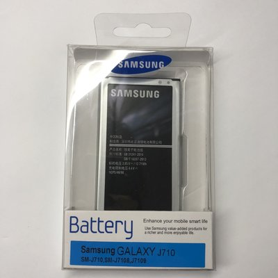 原裝 三星 Samsung Galaxy J7 電池 SM-J7108 J7109 J700 2016 EB-BJ710CBC 3300mah Battery