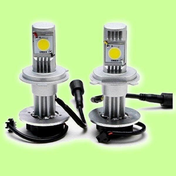 5Cgo【權宇】LED 汽車大燈 30W 1800流明H1 H3 H4 H7 H8 H11 HB3 HB4 30W 改裝