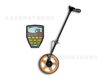 可折疊 可攜式 專業型 大輪 單輪數顯測距輪測距儀 1206AE