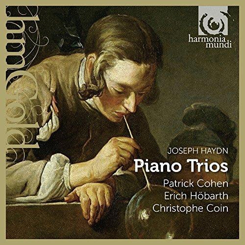 海頓鋼琴三重奏第32-37號---HMG50829899