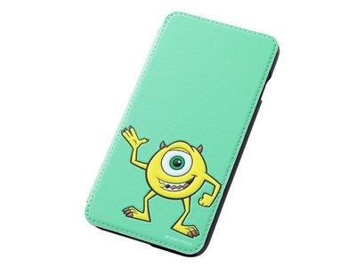 尼德斯Nydus~* 日本 Disney 迪士尼 怪獸大學 大眼仔 翻頁式 手機殼 iphone6+ plus 5.5吋